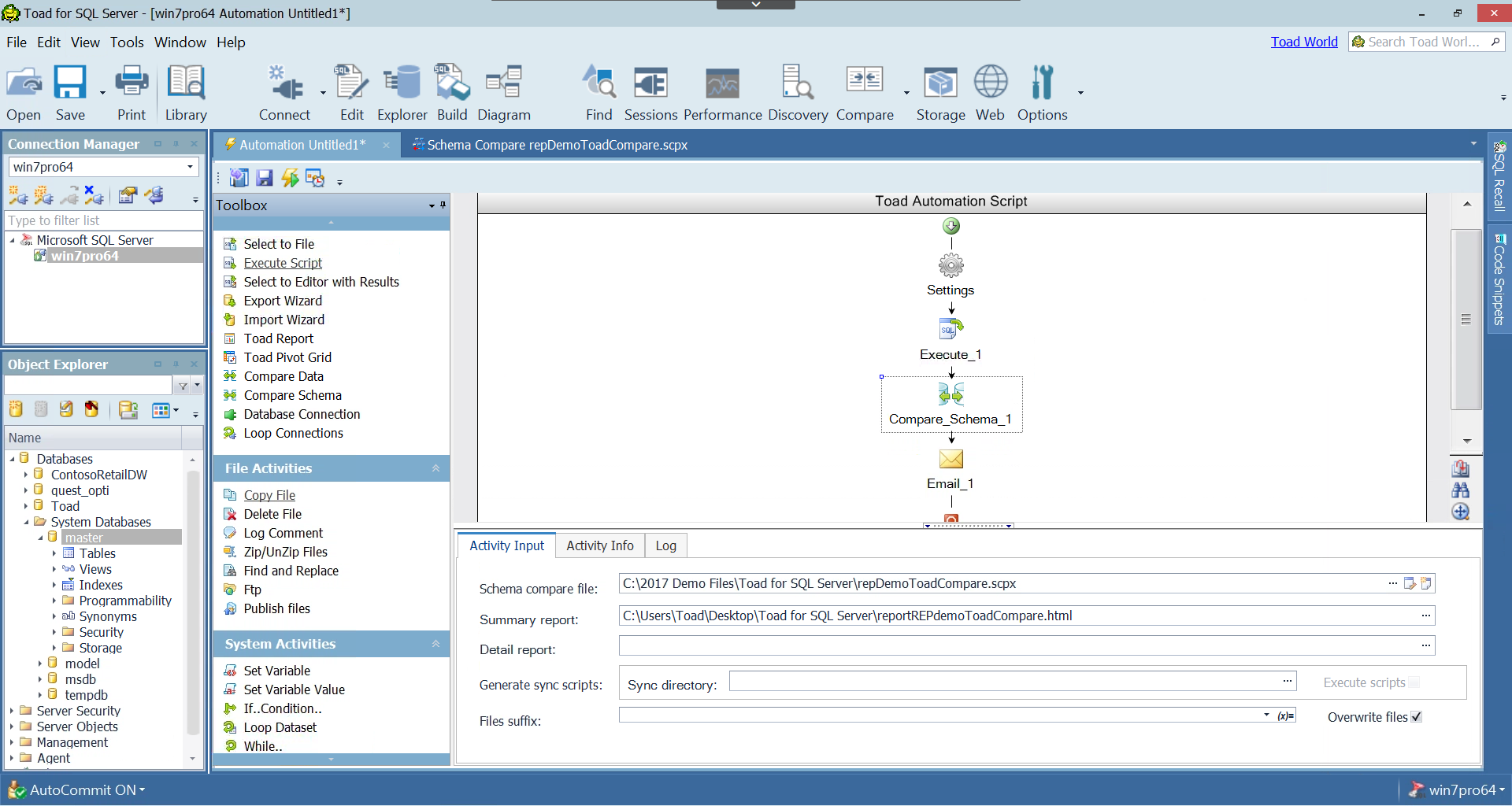 Toad for SQL Server v7.0.4.45 Xpert Edition